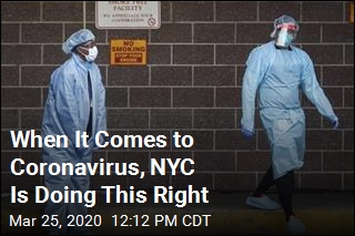 When It Comes to Coronavirus, NYC Is Doing This Right