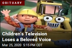 Children's Television Loses a Beloved Voice