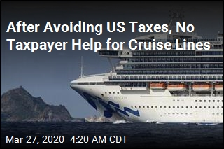 Major Cruise Lines Won't Qualify for Federal Bailout