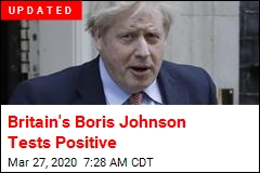 Boris Johnson Tests Positive for COVID-19