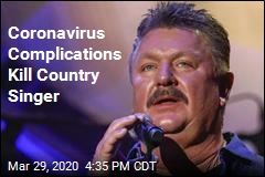 Coronavirus Takes the Life of Country Singer