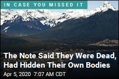 The Note Said They Were Dead, Had Hidden Their Own Bodies