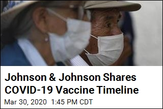 Johnson & Johnson Shares COVID-19 Vaccine Timeline