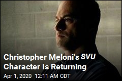Christopher Meloni's SVU Character Is Returning