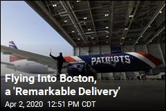 Flying Into Boston, a 'Remarkable Delivery'