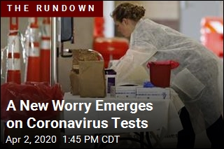 A New Worry Emerges on Coronavirus Tests