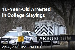 18-Year-Old Arrested in College Slayings