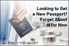State Dept.: No New Passports, Unless It's 'Life or Death'