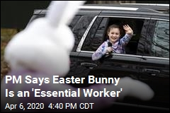 Tooth Fairy, Easter Bunny, Declared 'Essential Workers'