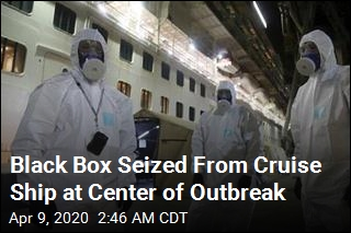 Black Box Seized From Ship at Center of Outbreak