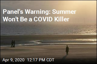 Don't Count on Warm Weather Stopping Virus