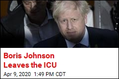 Boris Johnson Is Out of the ICU