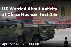 US Suspects China Has Violated Nuke Test Ban
