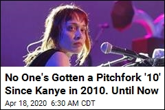 No One's Gotten a Pitchfork '10' Since Kanye in 2010. Until Now