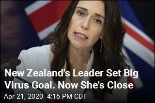 New Zealand's Leader Winning High Praise Amid Pandemic