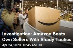 Investigation: Amazon Beats Own Sellers With Shady Tactics