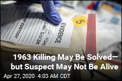 1963 Killing May Be Solved, but Is Suspect Alive?