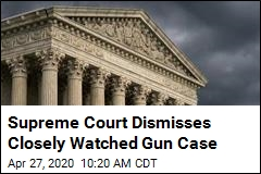 Supreme Court Move Pleases Gun Control Backers