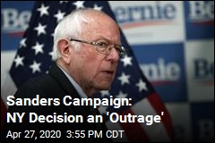 Sanders Campaign Slams 'Blow to American Democracy'