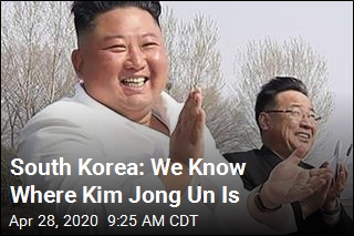 South Korea: We Know Where Kim Jong Un Is