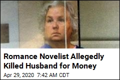 Romance Novelist Allegedly Killed Husband for Money