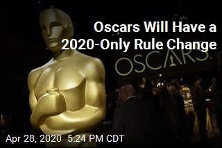 Oscars Changing Rules for This Year Only