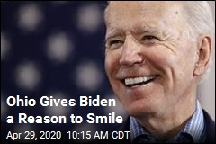 Ohio Gives Biden a Reason to Smile