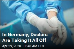 In Germany, Doctors Are Stripping
