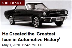 He Created the 'Greatest Icon in Automotive History'