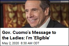Gov. Cuomo's Message to the Ladies: I'm 'Eligible'