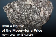 Own a Chunk of the Moon—for a Price