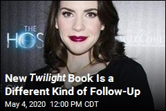 Mystery Over: New Twilight Book Coming