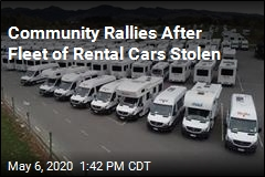 During Lockdown, Thieves Steal Fleet of Rental Cars