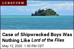 You Know Lord of the Flies . A Real Version Was Different