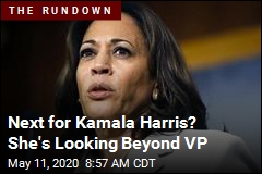 Kamala Harris Seen as VP Frontrunner