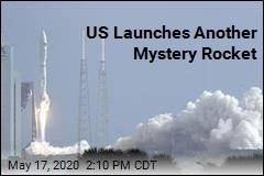 US Launches Another Mystery Rocket