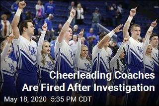 Cheerleading Coaches Are Fired After Investigation