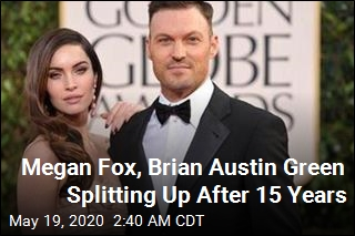It's Over—Again—for Megan Fox, Brian Austin Green