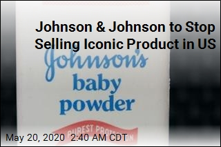 Johnson & Johnson to Stop Selling Iconic Product in US