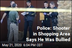Police: Man Who Opened Fire in Shopping Area Says He Was Bullied