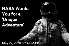 Can You Play an Astronaut for 8 Months? NASA Wants You