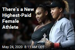 Serena Is No Longer the Highest-Paid Female Athlete