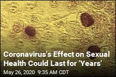How Coronavirus Is Upending Sexual Health