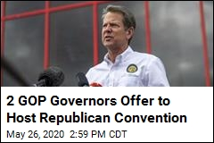 2 GOP Governors Offer to Host Republican Convention