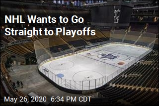 NHL Wants to Go Straight to Playoffs