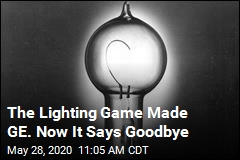 The Lighting Game Made GE. Now It Says Goodbye