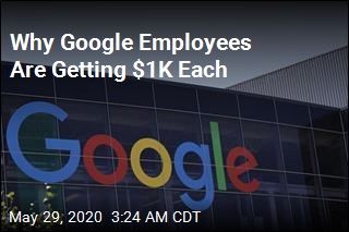 Google Giving All Employees $1K to Set Up Home Offices