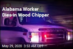 Alabama Worker Dies in Wood Chipper