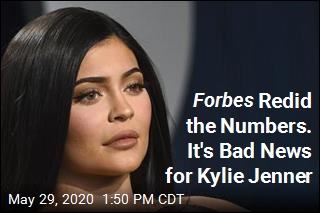 Forbes : Kylie Jenner Is Not a Billionaire After All