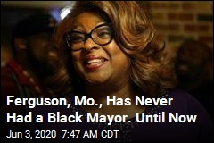 Ferguson, Mo., Has Never Had a Black Mayor. Until Now